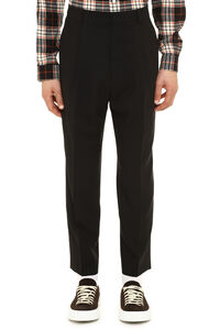 Wool tailored trousers, Casual trousers AMI man
