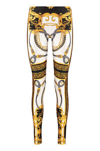 Leggings stampati, Leggings Versace woman