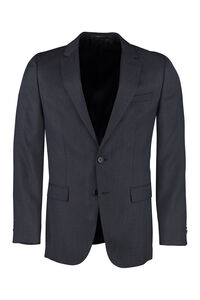 Novan6 single-breasted two-button blazer, Single breasted blazers BOSS man