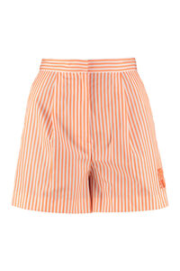 Striped cotton shorts, Shorts Kenzo woman