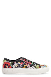 Sneakers low-top in tessuto, Sneakers basse Salvatore Ferragamo woman
