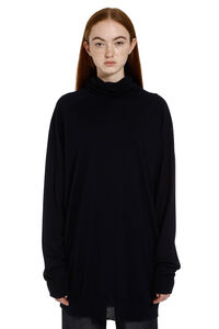 Oversized turtleneck sweater, Turtleneck sweaters Maison Margiela woman