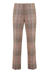 Tailored wool trousers, Casual trousers Burberry man