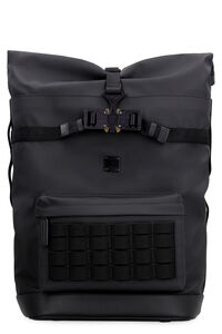 Technical fabric backpack, Backpack MCM woman