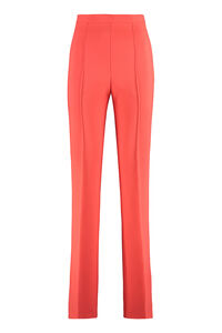 Crepe wide-leg trousers, Trousers suits Elisabetta Franchi woman