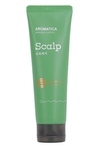 Rosemary Scalp Scrub, 165 g/5.8 fl oz, Hair care Aromatica woman