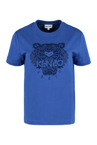 Cotton crew-neck T-shirt, T-shirts Kenzo woman