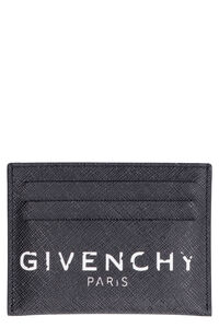 Coated canvas card holder, Wallets Givenchy woman