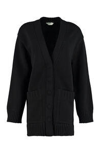 Knitted cardigan, Cardigan Fendi woman