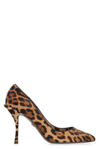 Calf hair pointy-toe pumps, Pumps Dolce & Gabbana woman