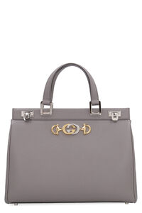 Zumi pebbled leather tote, Tote bags Gucci woman