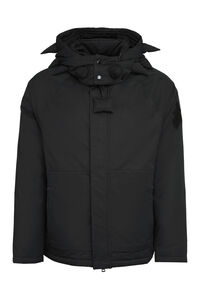 Highclere techno fabric jacket, Down jackets 1 Moncler JW Anderson man