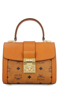 Tracy Visetos handbag, Top handle MCM woman
