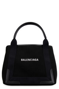Cabas canvas tote bag, Top handle Balenciaga woman