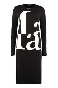 Jersey dress, Knee Lenght Dresses Maison Margiela woman