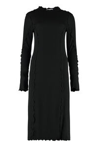 Gabrielle ribbed knit dress, Knee Lenght Dresses Rodebjer woman