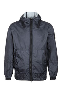 Nylon windbreaker-jacket, Raincoats And Windbreaker Stone Island man