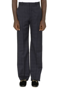 Virgin wool tailored trousers, Formal trousers Balenciaga man