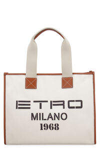 Canvas tote bag, Tote bags Etro woman