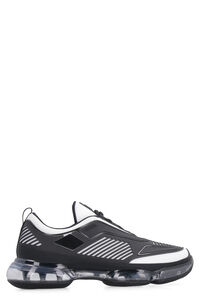 Cloudbust Air knit low-top sneakers, Low Top Sneakers Prada man