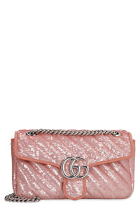 GG Marmont sequin bag, Shoulderbag Gucci woman