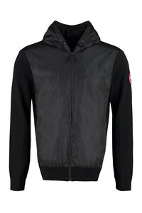 Windbridge hooded cardigan, Cardigans Canada Goose man