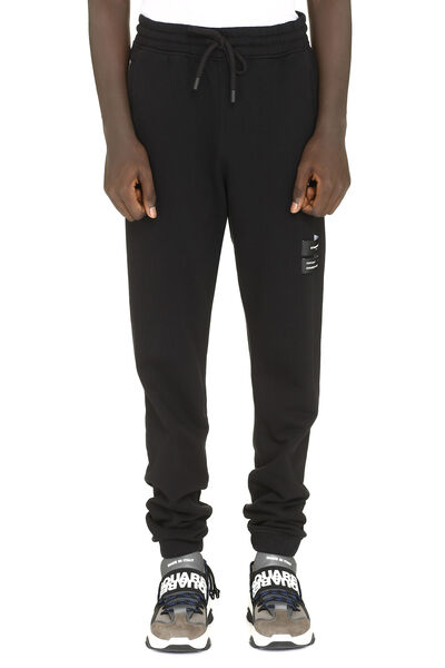 Track-pants in cotone stretch