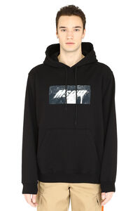 Cotton hoodie, Hoodies MSGM man