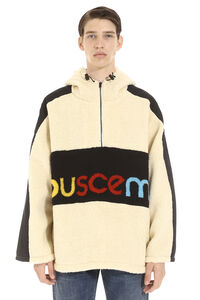 Full zip hoodie, Zip through Buscemi man