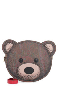 Paisley print Teddy Bear bag, Shoulderbag Etro woman