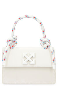 Gummy Jitney 1.4 bag, Top handle Off-White woman