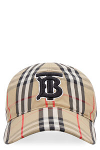 Cappello da baseball motivo Vintage check, Accessori Burberry woman