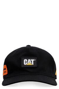 Heron Preston X Caterpillar baseball cap, Hats Heron Preston man