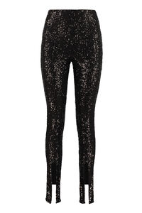 Alicia sequin trousers, Skinny leg pants ROTATE Birgerchristensen woman