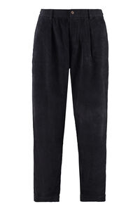 Corduroy trousers, Casual trousers Universal Works man