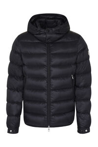 Verte full zip padded jacket, Down jackets Moncler man