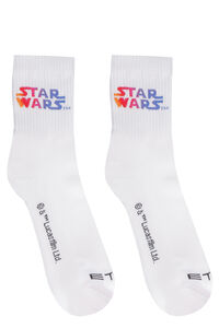 Etro x Star Wars cotton blend socks, Socks Etro man