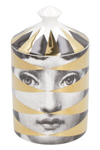 Candela profumata Gold Losanghe, 300g, Candele & fragranze d'ambiente Fornasetti woman