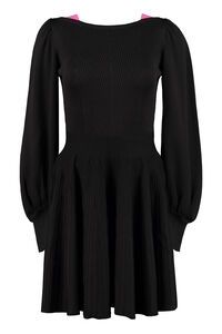 Knitted mini-dress, Mini dresses MSGM woman
