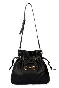 Gucci 1955 Horsebit leather bag, Bucketbag Gucci woman