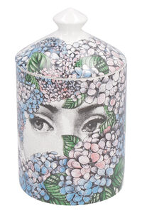 Ortensia scented candle, 300g, Candles & home fragrances Fornasetti woman