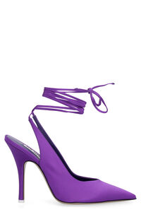 Venus fabric slingback pumps, High Heels The Attico woman