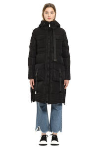 Sciroppo hooded padded jacket, Down Jackets Pinko woman