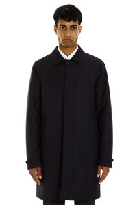 Buttoned jacket, Raincoats And Windbreaker Z Zegna man