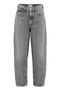 Balloon tapered fit jeans, Wide Leg Jeans AGOLDE woman