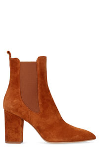 Suede ankle boots, Ankle Boots Paris Texas woman