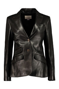 Lambskin jacket, Leather Jackets Gucci woman