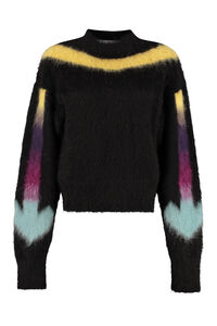 Arrow intarsia sweater, Crew neck sweaters Off-White woman