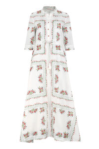 Printed shirtdress, Beach Dresses and Kaftans Tory Burch woman