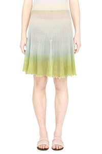 Pleated knitted skirt, Knee Length skirts Jacquemus woman